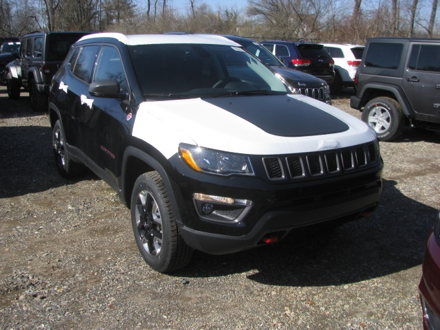 new 2018 jeep compass trailhawk sport utility for sale near new haven ct j496 branhaven. Black Bedroom Furniture Sets. Home Design Ideas